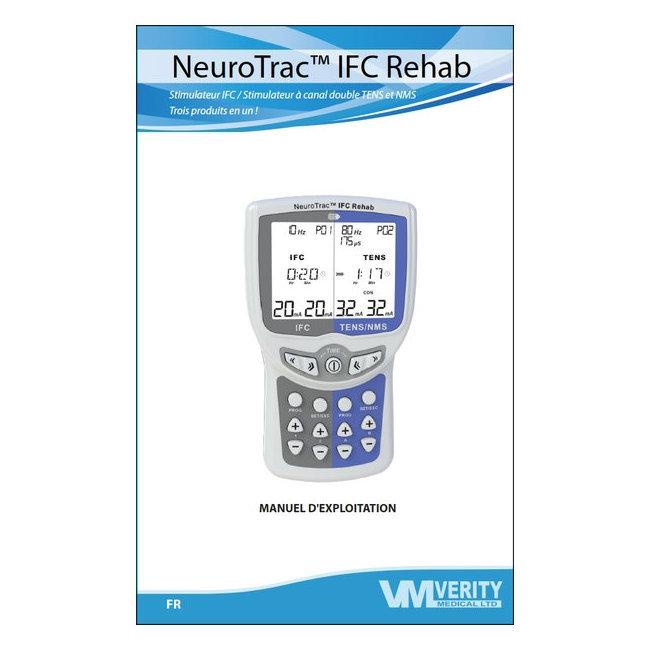Mode d 39 emploi du neurotrac ifc rehab version num rique - Paypal remboursement frais de port ...