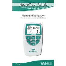 Manuel d'utilisation Neurotrac Rehab