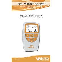Manuel d'utilisation Neurotrac Sports