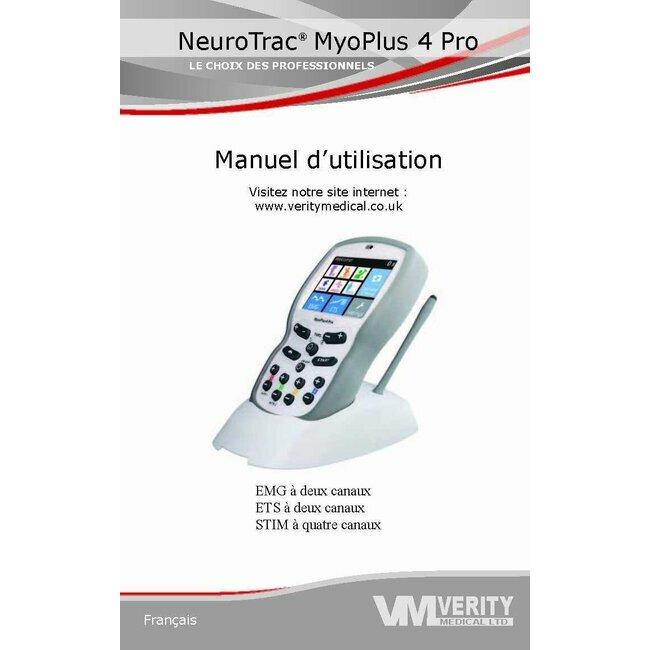 Mode d 39 emploi du neurotrac myoplus 2 et 4 pro version num rique - Paypal remboursement frais de port ...