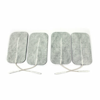 Electrodes rectangulaires