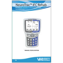 Manuel d'utilisation Neurotrac IFC Rehab