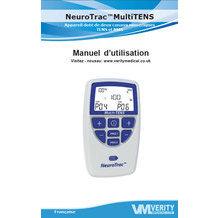 Manuel d'utilisation Neurotrac MultiTens