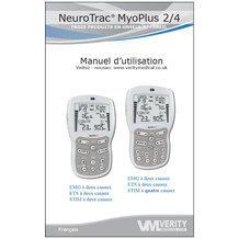 Manuel d'utilisation Neurotrac MyoPlus 2 et 4