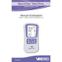 Manuel d'utilisation Neurotrac Pelvitone